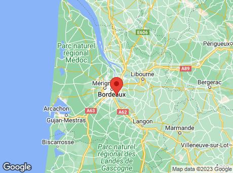CASTORAMA Villenave d'Ornon map