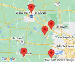 Target near Dassel, MN
