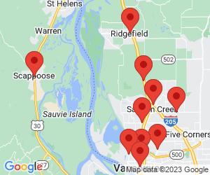 Chevron near Vancouver, WA