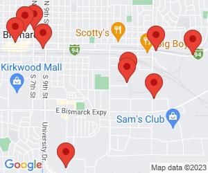 State Of North Dakota near Bismarck, ND