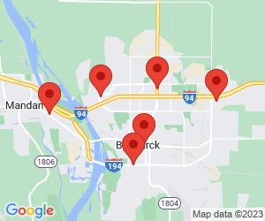 McDonald's near Bismarck, ND
