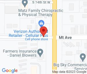 Verizon Wireless at Missoula, MT 59804