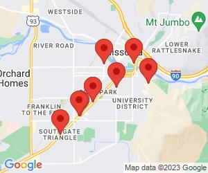 Cellular Telephone Service near Missoula, MT
