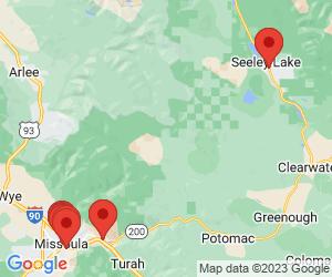 Banks near Bonner, MT