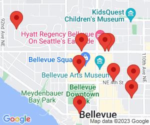 Bank Of America near Bellevue, WA