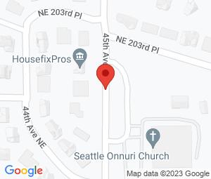 Onnuri Church at Lake Forest Park, WA 98155