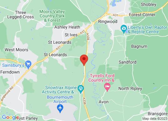 Jordan Motor House Ltd's location
