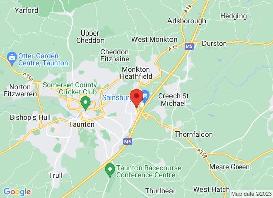 Eden Mazda Taunton's location
