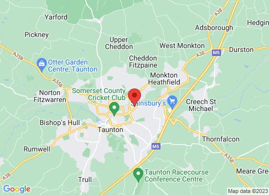 Marshall Audi Taunton's location