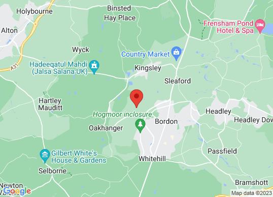 Surrey Hills Cars's location