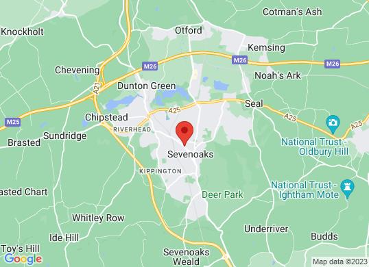 Jardine Sevenoaks Ferrari's location
