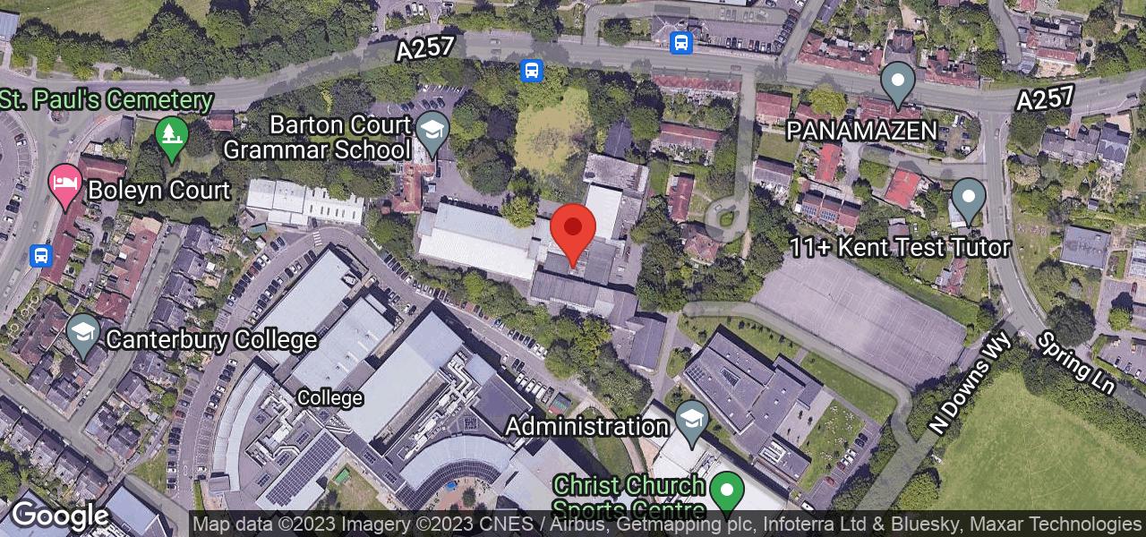 Christ Church University Sports Centre