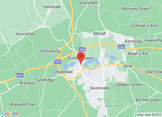Aston Martin Sevenoaks's location