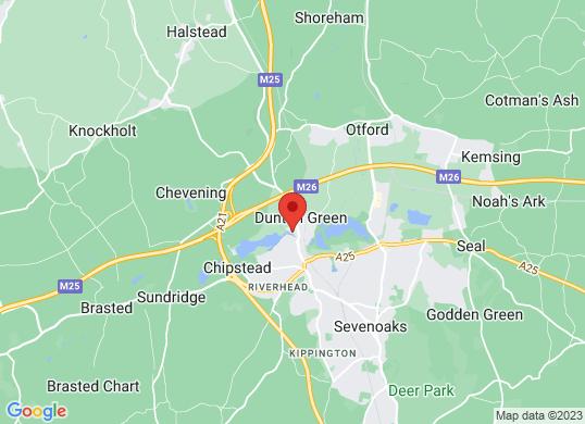 Robins & Day Vauxhall Sevenoaks 's location