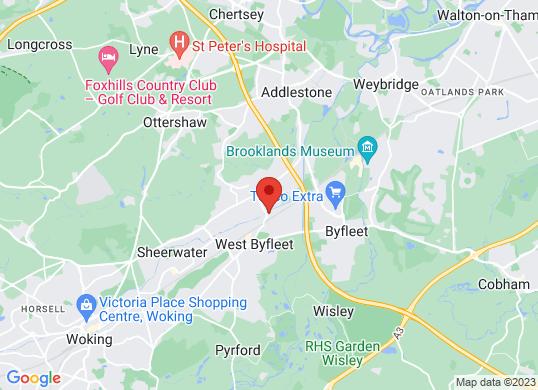 Weybridge Vehicle Consultants's location