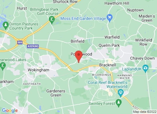 Jemca Bracknell's location