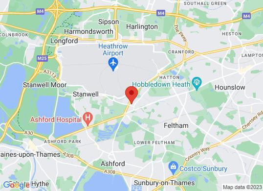 Rygor Heathrow's location