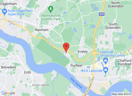 Goodmayes Motors Sales Ltd's location