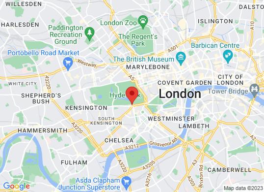 McLaren London's location