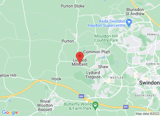 Swindon Vehicle Solutions's location