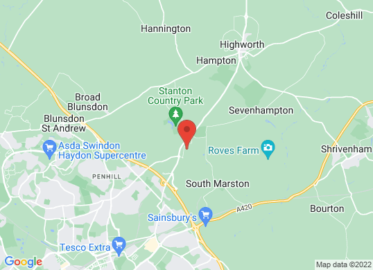 Rygor Swindon's location