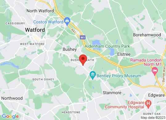Crown Honda's location