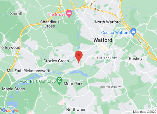 Palmers Peugeot (Watford)'s location