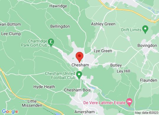 Chesham Left Hand Drive Centre's location