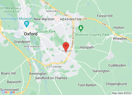 Marshall Oxford Audi's location