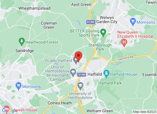 Grange Mclaren Hatfield's location