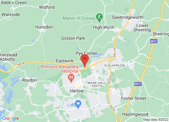 Hard Drive Auto Ltd's location