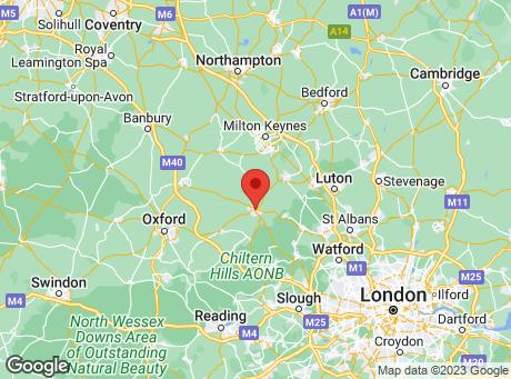 B&Q Aylesbury map