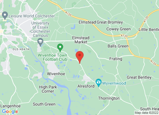 Alresford Garage Ltd's location