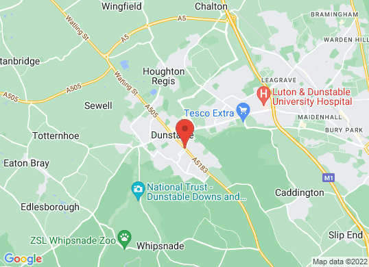 Thurlow Nunn (Holdings) Ltd's location