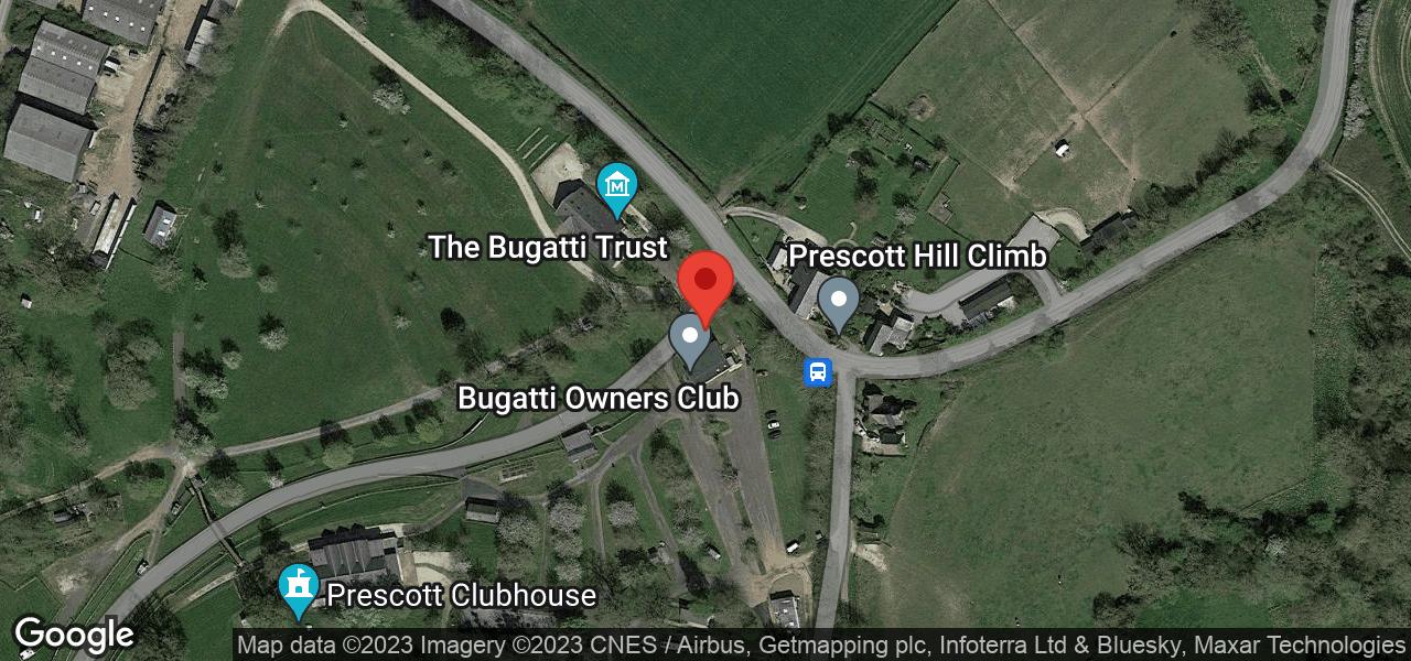 Bugatti Owners Club