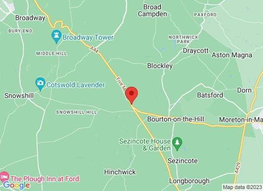 Cotswold Vehicle Centre's location