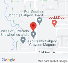 514 Silverado Blvd.SW, calgary AB