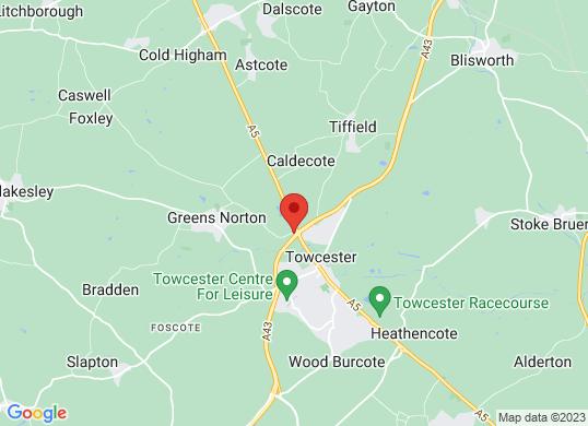 Jardine Select Towcester's location
