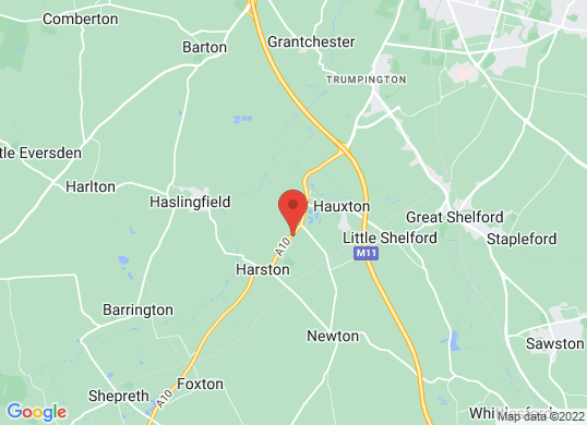 Lancaster Aston Martin (Cambridge)'s location