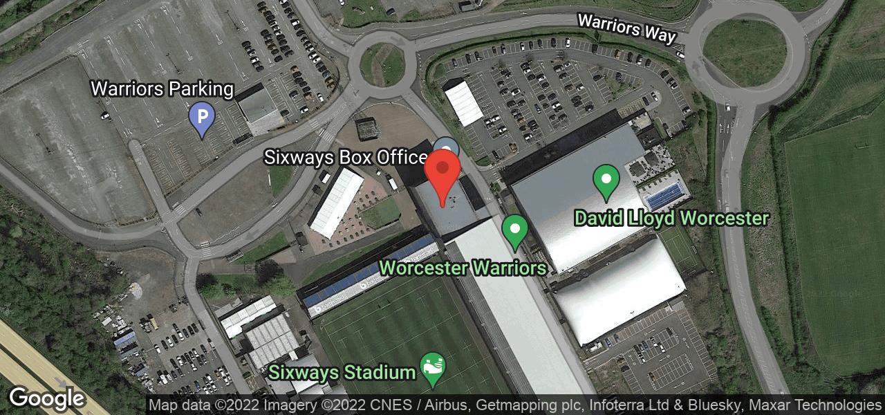 Sixways Rugby Stadium