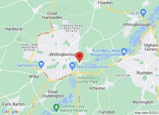 Longmarsh's location