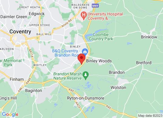 Van Monster Coventry's location