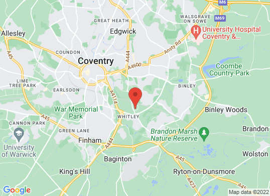 Midlands Truck and Van Ltd (Coventry)'s location