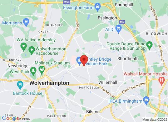 Midlands Truck and Van Ltd 's location
