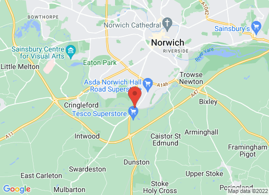 Thurlow Nunn (Norwich South)'s location