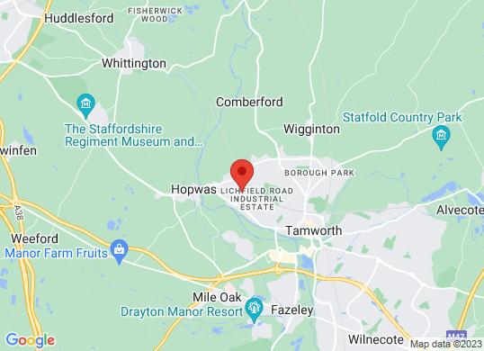 RJD Cars Ltd 's location