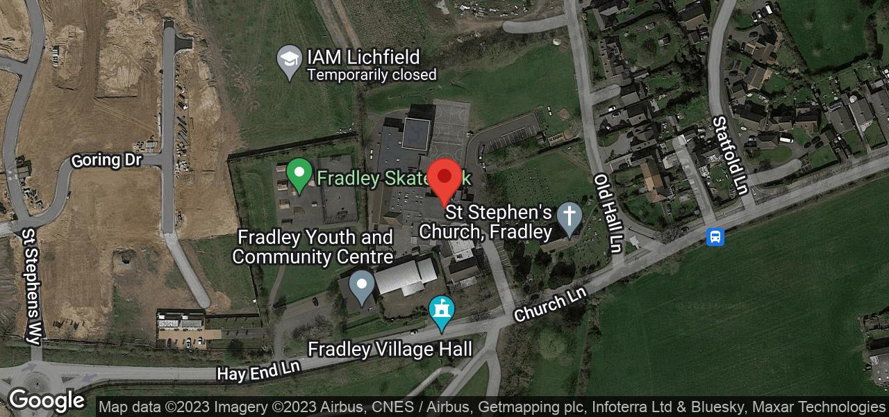 Fradley Village