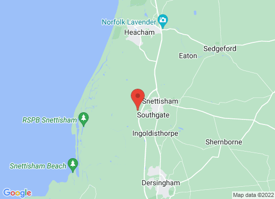 Snettisham Car Sales's location