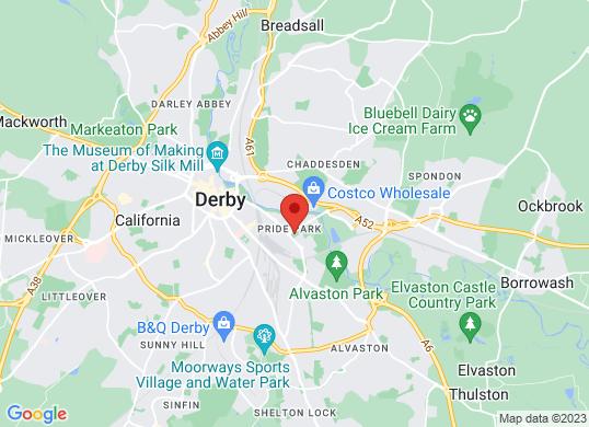 TC Harrison Derby's location