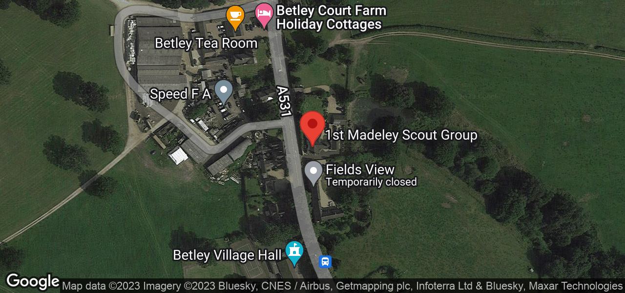 Betley Court Farm